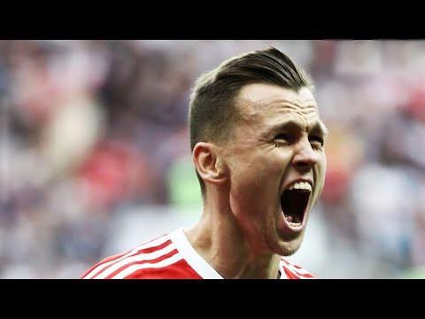 ФИФА 2018. Самые яркие моменты