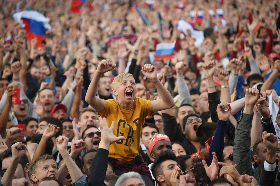 Онлайн-трансляции Чемпионата Мира по футболу 2018
