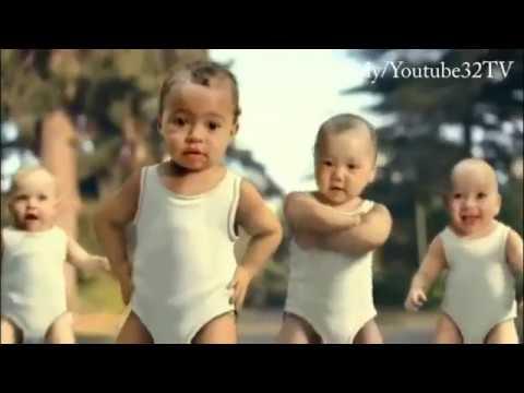 Дети танцуют под Papito Chocolata